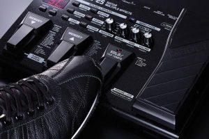 elektro gitar pedalı