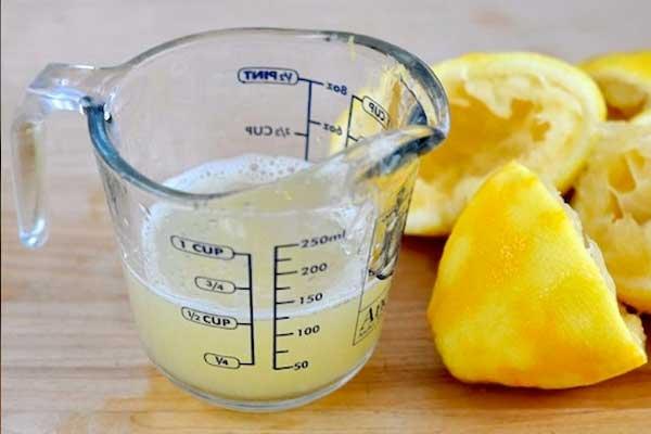 limon ve sirke