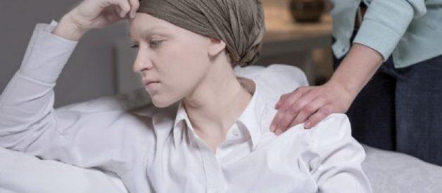 kanser hastası