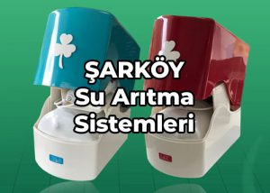 şarköy su arıtma cihazları